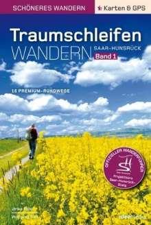 Wolfgang Todt: Schöneres Wandern Pocket 01. Traumschleifen Saar-Hunsrück. 16 Premium-Rundwanderwege zwischen Saar, Mosel und Rhein. Mit GPS-Daten, Karten, Höhenprofilen., Buch