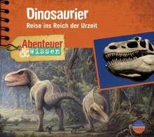 Maja Nielsen: Abenteuer & Wissen. Dinosaurier, CD