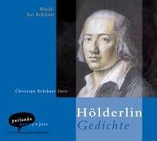 Friedrich Hölderlin: Gedichte, CD