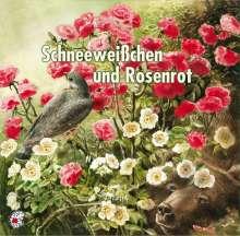 Edition Seeigel - Schneeweißchen und Rosenrot, CD