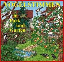 Vogelstimmen 1 in Park und Garten. CD, CD