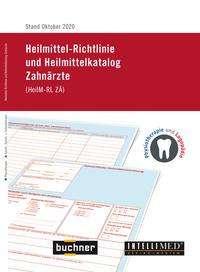 Heilmittelkatalog der vertragszahnärztlichen Versorgung 2020, Buch