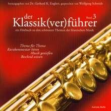 Gerhard K.Englert (Hrsg.):Der Klassik(ver)führer Band 3, CD