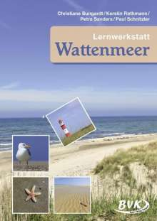 Christiane Bungardt: Lernwerkstatt Wattenmeer, Buch