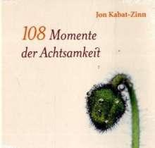 Jon Kabat-Zinn: 108 Momente der Achtsamkeit, Buch