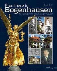 Dorle Gribl: Prominenz in Bogenhausen, Buch