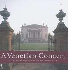 A Venetian Concert (4CDs + Bildband), 4 CDs und 1 Buch