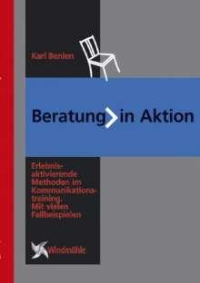 Karl Benien: Beratung in Aktion, Buch