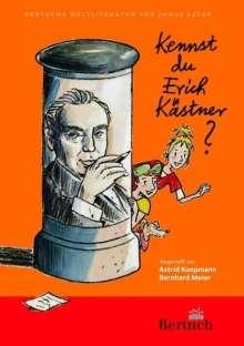Astrid Koopmann: Kennst du Erich Kästner?, Buch