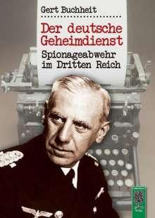 Gert Buchheit: Der deutsche Geheimdienst, Buch