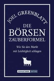 Joel Greenblatt: Die Börsen-Zauberformel, Buch