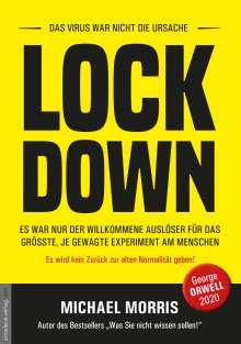 Michael Morris: Lock Down, Buch