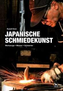 Rudolf Dick: Japanische Schmiedekunst, Buch