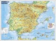 Spanien und Portugal physisch, Diverse