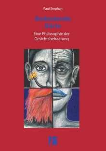 Paul Stephan: Bedeutende Bärte, Buch