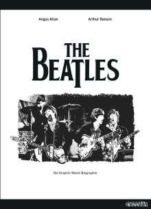 Angus Allan: The Beatles, Buch