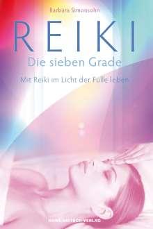 Barbara Simonsohn: Reiki - Die sieben Grade, Buch