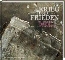 Katinka Meyer: KRIEG und FRIEDEN, Buch