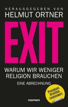 Helmut Ortner: Exit, Buch