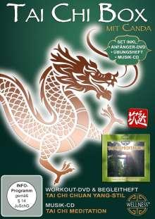 Tai Chi Box, 1 DVD und 1 CD