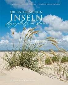 Silke Arends: Die Ostfriesischen Inseln, Buch