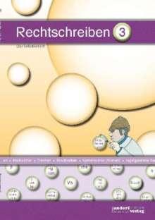 Jan Debbrecht: Rechtschreiben 3, Buch