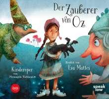 Der Zauberer von Oz, Buch