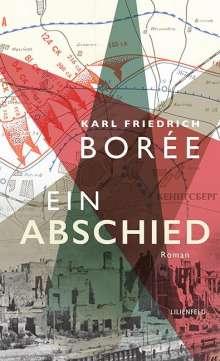 Karl Friedrich Borée: Ein Abschied, Buch