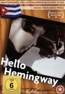 Hello Hemingway, DVD