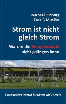 Michel Limburg: Strom ist nicht gleich Strom, Buch