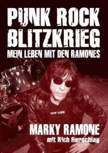 Marky Ramone: Punk Rock Blitzkrieg, Buch