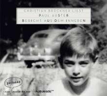 Paul Auster: Bericht aus dem Inneren, 6 CDs