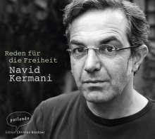Navid Kermani: Reden für die Freiheit, 2 CDs