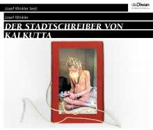 Josef Winkler: Der Stadtschreiber von Kalkutta, 3 CDs