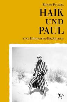 Benno Pludra: Haik und Paul, Buch