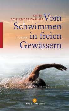 Katja Bohlander-Sahner: Vom Schwimmen in freien Gewässern, Buch