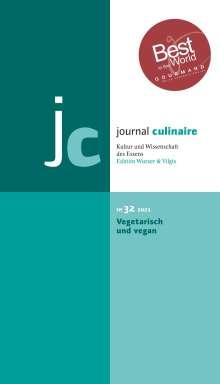 journal culinaire. Kultur und Wissenschaft des Essens, Buch