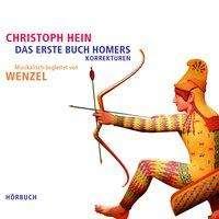 """Hans-Eckardt Wenzel: Christoph Hein """"Das erste Buch Homers"""" Korrekturen, 2 CDs"""