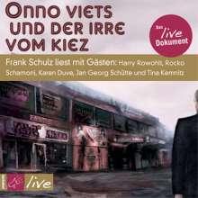 Frank Schulz: Onno Viets und der Irre vom Kiez, CD