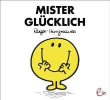 Roger Hargreaves: Mister Glücklich, Buch