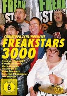Freakstars 3000, DVD