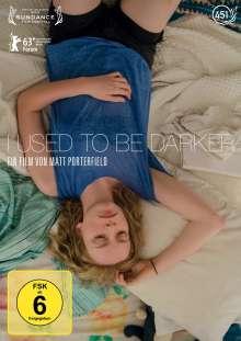 I used to be Darker (OmU), DVD