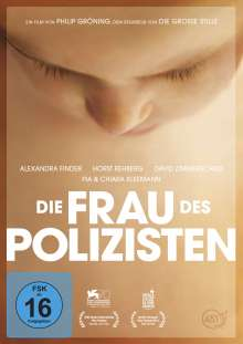 Die Frau des Polizisten, DVD
