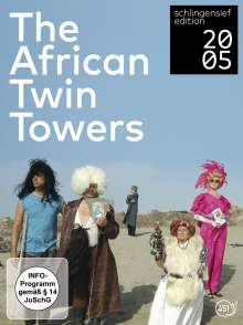 The African Twin Towers, 2 DVDs