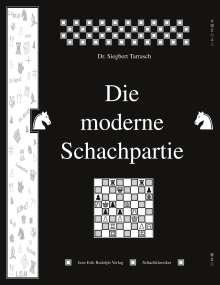 Siegbert Tarrasch: Die moderne Schachpartie, Buch