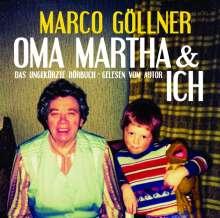 Oma Martha & Ich (Hörbuch), 3 CDs