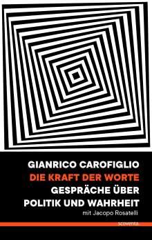 Gianrico Carofiglio: Die Kraft der Worte, Buch