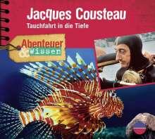 Berit Hempel: Abenteuer & Wissen.. Jaques Cousteau, CD