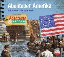 Christian Bärmann: Abenteuer Amerika, CD