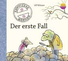 Ulf Nilsson: Kommissar Gordon- Der 01. Fall, CD